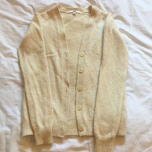 Wool Uniqlo cardigan